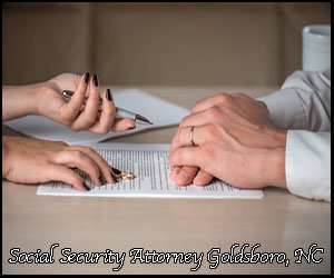 social security legal assistance in Goldsboro