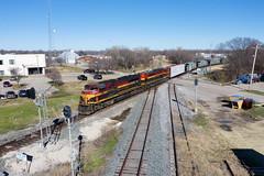 KCSM 4136 - Greenville Texas