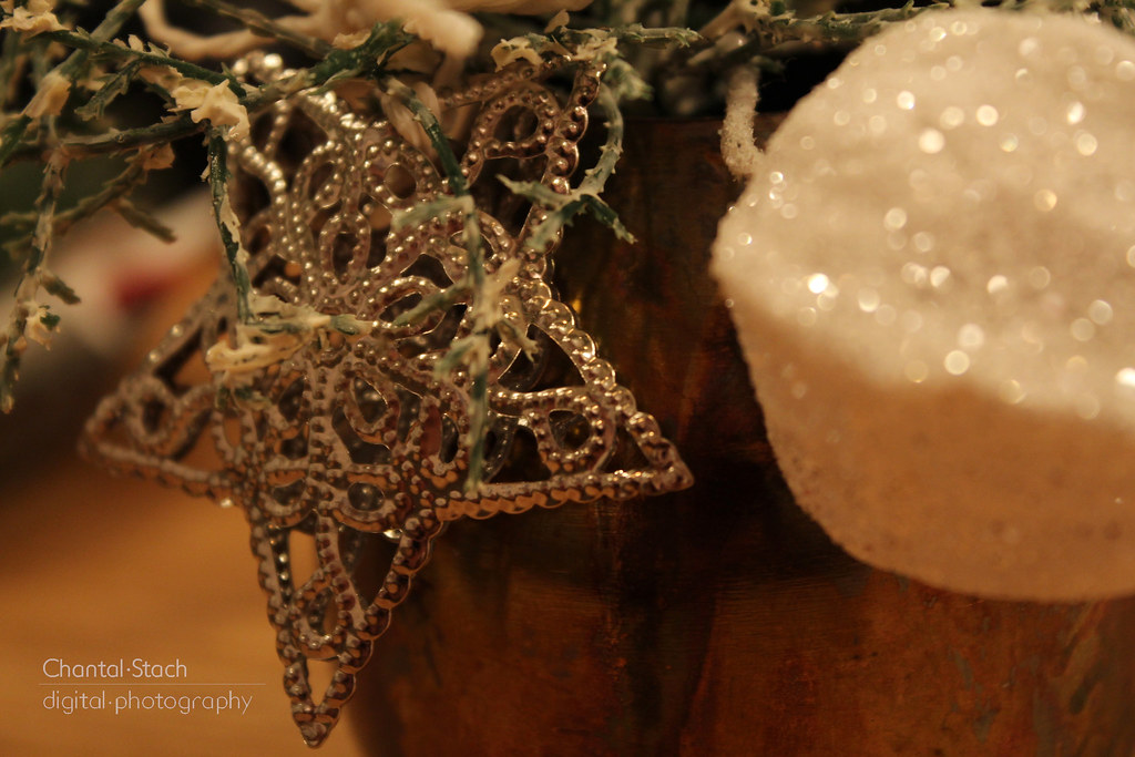 Weihnachtsdeko Material.Weihnachtsdeko Chantal Stach Flickr