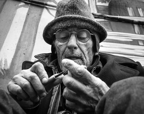 Street artisan
