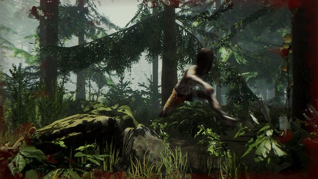 8 Tips For Staying Alive In Brutal Open World Survival Horror The Forest Out On Ps4 Tomorrow Playstation Blog