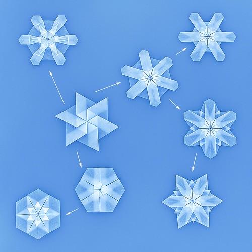 Snow Crystal (Kunio Suzuki)