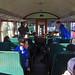 Swindon class 126 DMU interior