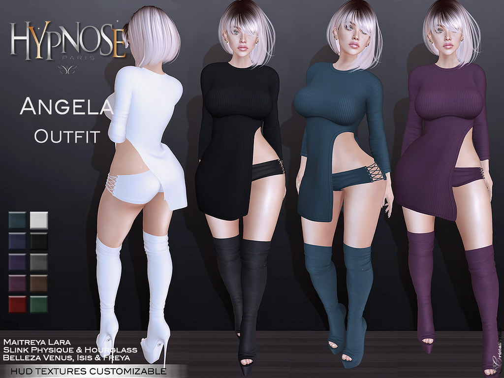 HYPNOSE – ANGELA OUTFIT SALES 50%
