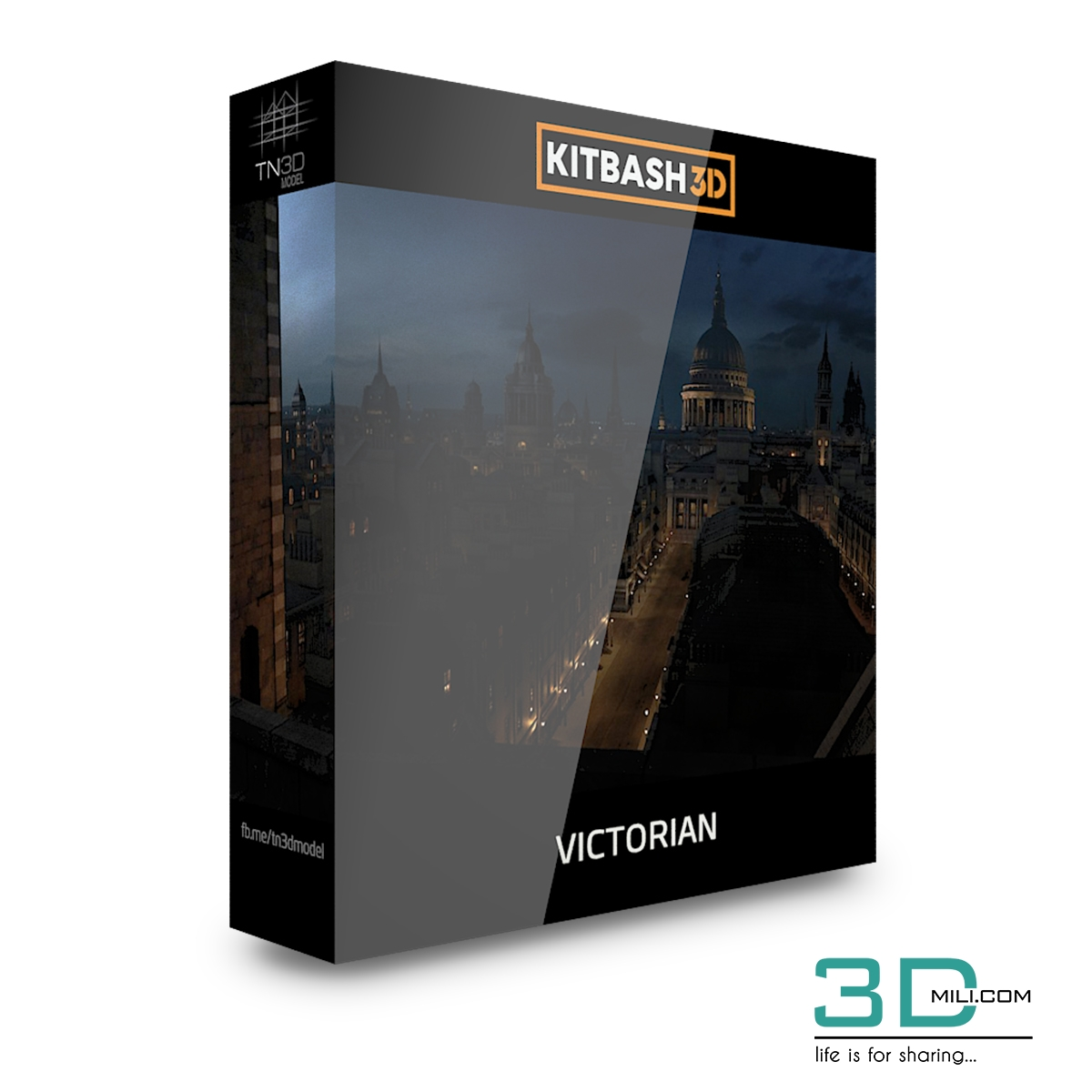 Kitbash3d Collections Victorian 3d Mili Download 3d