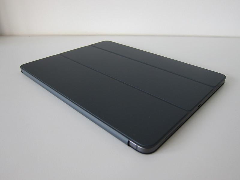 Apple iPad Pro 12.9-inch (3rd Generation) Smart Folio (Charcoal Grey) - With iPad Pro