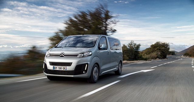 Comprar Citroen Spacetourer
