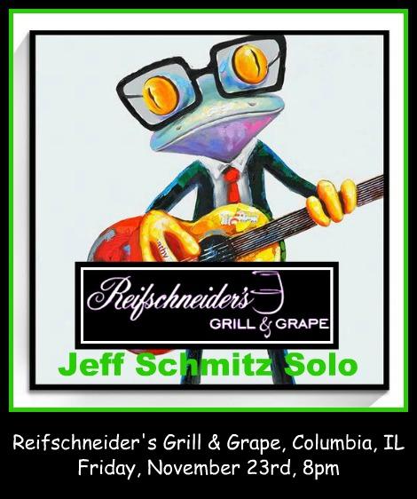 Jeff Schmitz Solo 11-23-18