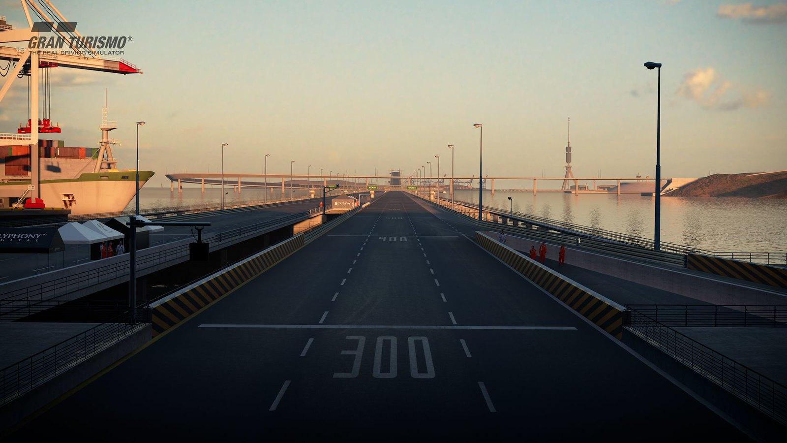 Gran Turismo Sport: Route X