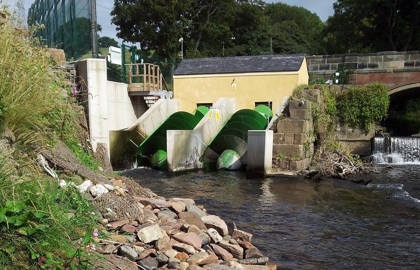 20190115 英國 小水力公民電廠