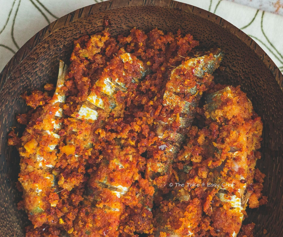 Image of Thalassery Style Sardine Fry