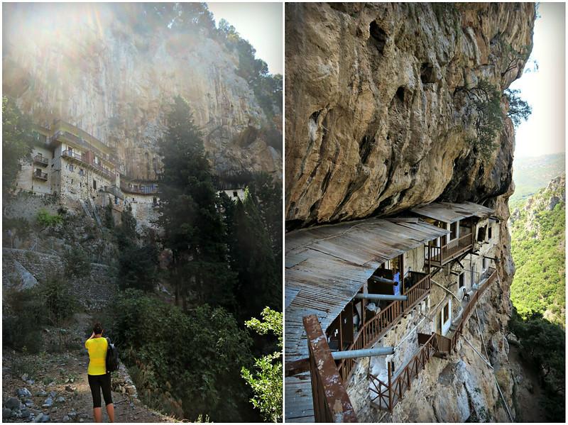 Guia de viagem de Dimitsana - Roteiro de Carro Grécia