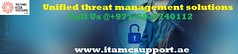 Unified Threat Management Solutions Dubai | Techno Edge Solutions