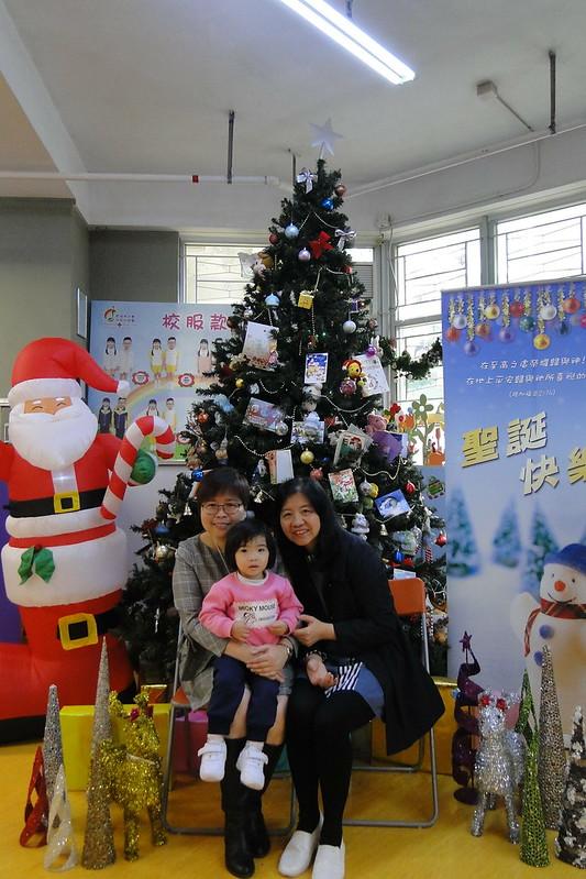 18-19年度親子聖誕節快樂慶祝會~19-20年度新生