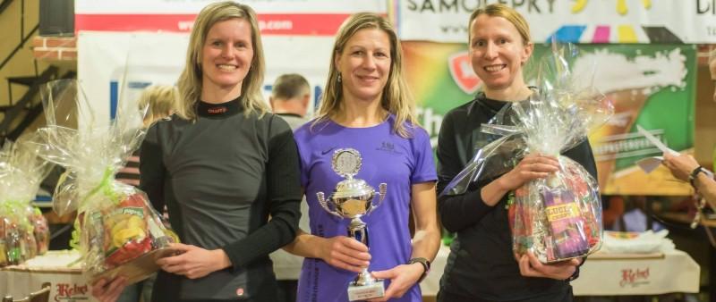 Úvodní závod vrchařského Železnohorského poháru vyhráli Kulhánek a Krčálová