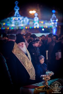 07.01.2019   Рождественское богослужение в Софийском соборе