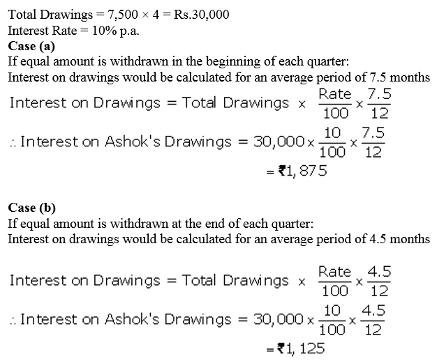 TS Grewal Accountancy Class 12 Solutions Chapter 1 Accounting for Partnership Firms - Fundamentals Q33
