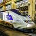 A Eurostar subbing in France