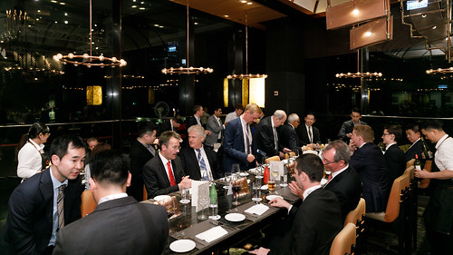 HK 18 - Speakers' and Airlines' Dinner