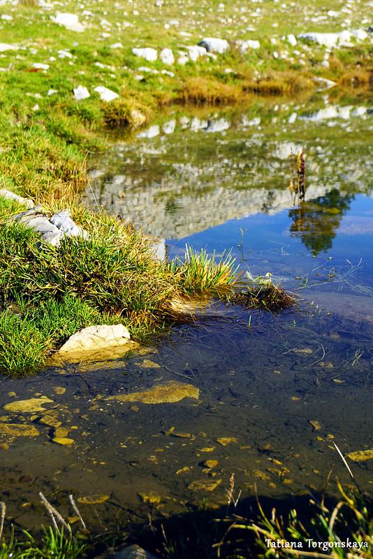 Фрагмент озера