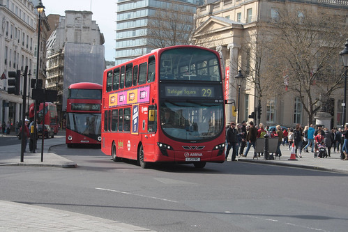 Arriva London HV127 LJ13FBC