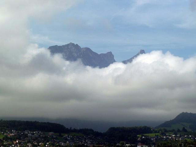 Die Wolken lichten sich, Panasonic DMC-TZ8