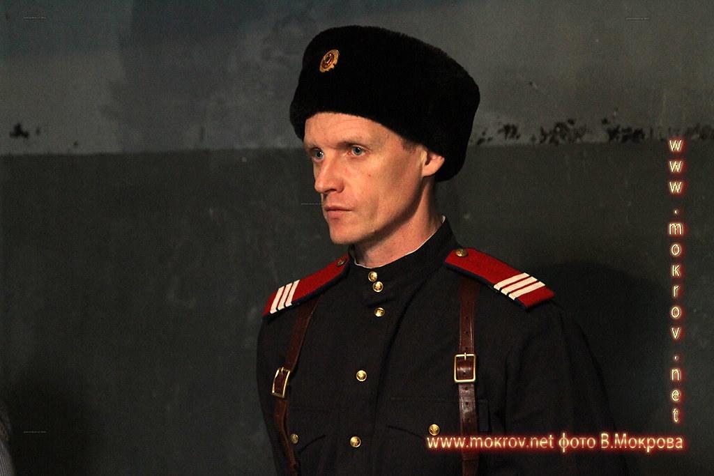 Актер - Евгений Матвеев  в сериале «Декабристка»