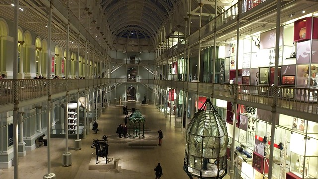 National Museum of Scotland at Night 01
