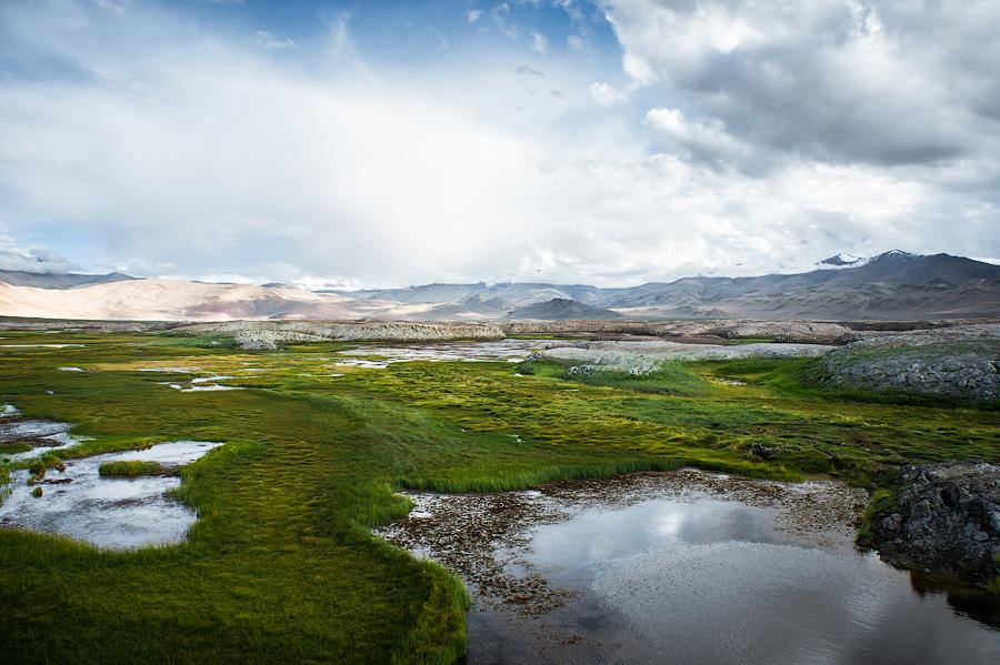 Озеро Тсо Кар, Ладакх 2018