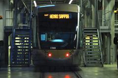 Tram depot Henri Sappia - Photo of Aspremont