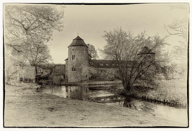 Ratingen - Wasserburg Haus zum Haus 17