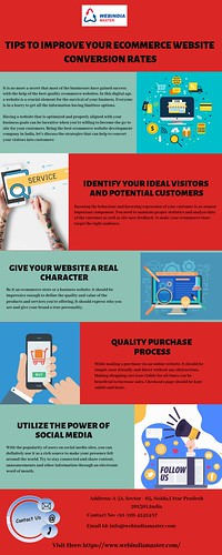Tips to Improve Your Ecommerce Website Conversion Rates