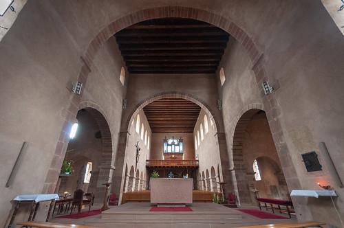 Abbatiale St Trophime 2 (Eschau, France)-103