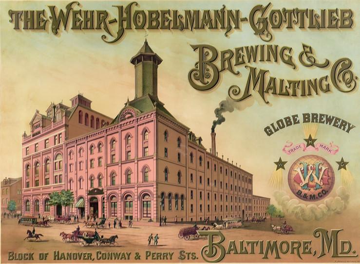 wehr-hobelman-gottlieb-globe