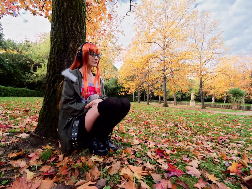 related image - Shooting Persona 5 - Futaba Sakura - Jardin de la Magalone -2018-11-10- P1388555