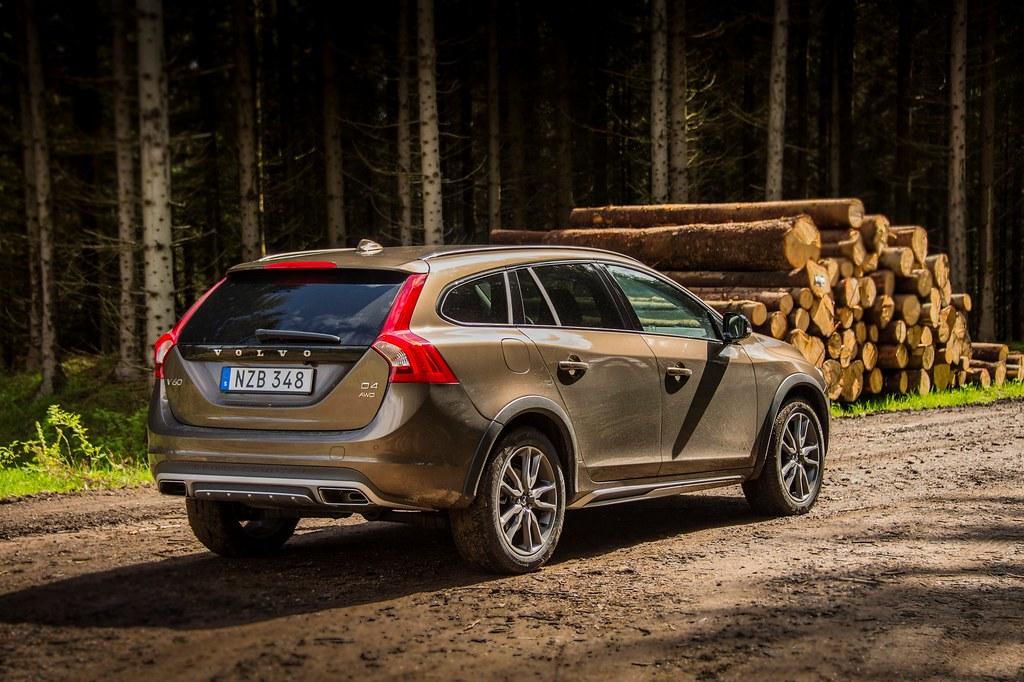 Comprar Volvo V60 Cross Country