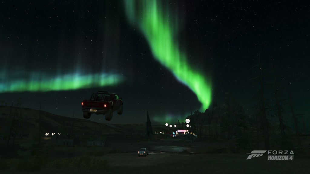 Forza horizon 4 northern lights