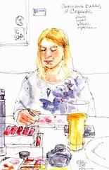 Dawn Sketching 2018