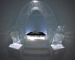 Haven Room at Icehotel Jukkasjärvi