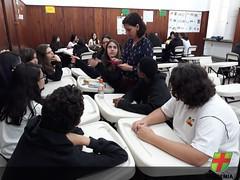 Professora do CES/JF realiza projeto comalunosda AC sobre a Inclusão