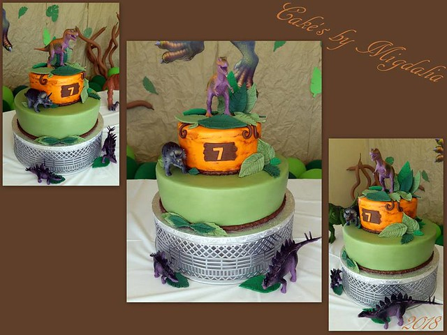 Cake from Cake's by Migdalia