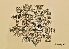 Untitled (1965) - José Escada (1934-1980)