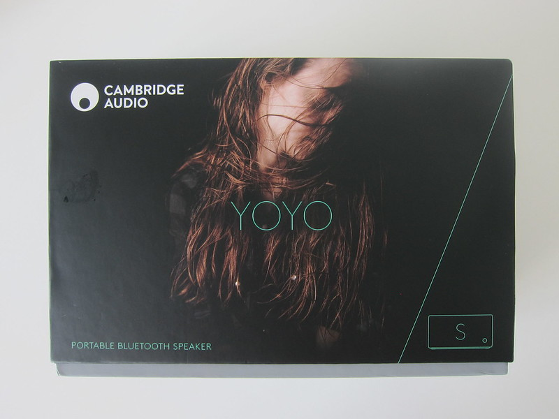 Cambridge Audio Yoyo (S) - Box Front