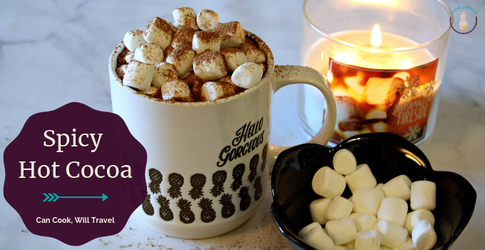 Spicy Hot Cocoa