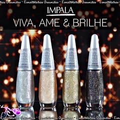 Demonstração: Coleção Viva, Ame & Brilhe - Impala