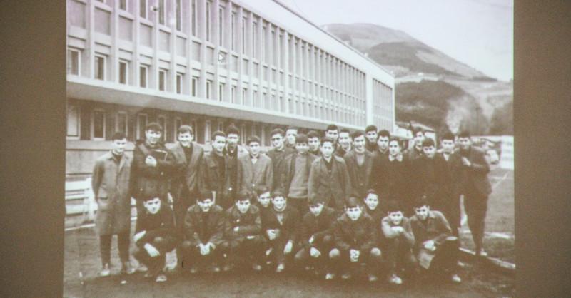 Mondragon Unibertsitatea ikasle ohiak 1967-68 / 2017-18