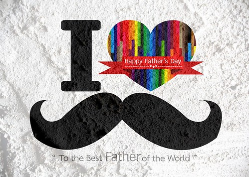 Picture about fathersday