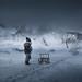 distant places (winter) by iwona_podlasinska