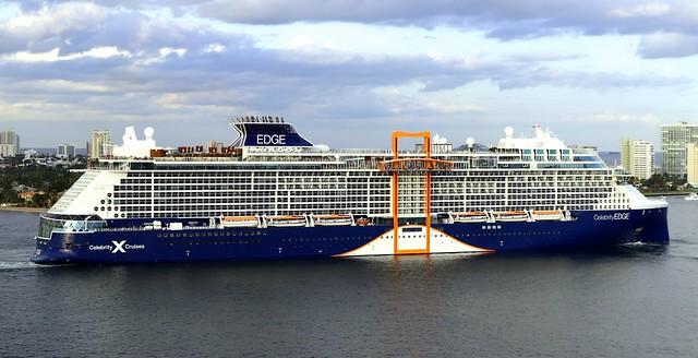 Celebrity Cruises : Edge