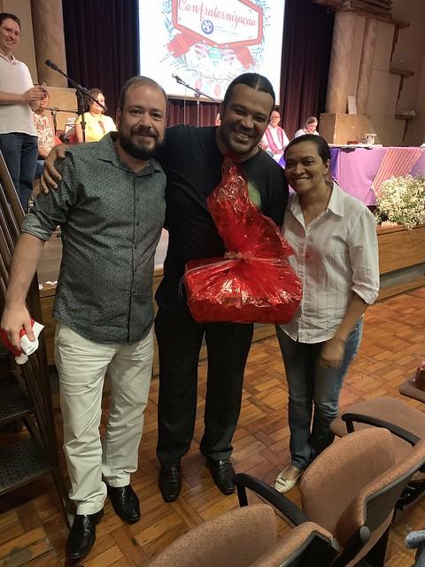 Confraterniação CICBH 2018 - Missa